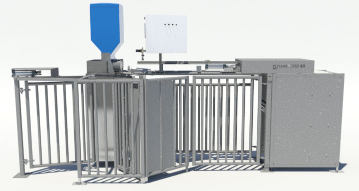Compufeeder Electronic Sow Feeder